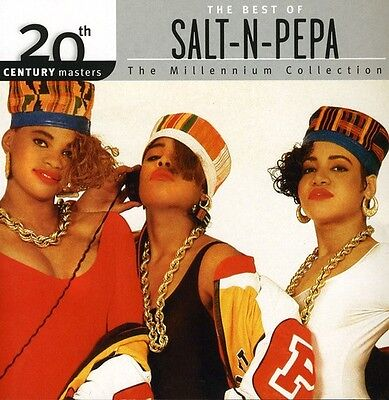 Salt N Pepa   20Th Century Masters  Millennium Collection  New Cd  Jewel Case Pa