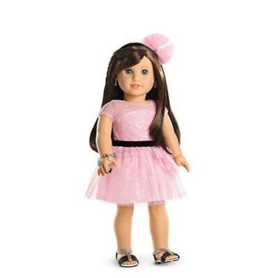 NIB-AMERICAN GIRL GRACE'S OPENING NIGHT OUTFIT NEW PRETTY IN PINK-NOW RETIRED