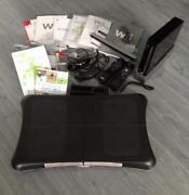 Wii Konsole & Wii Fit Balance Board