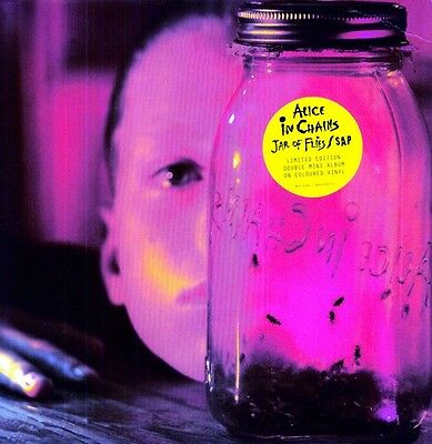 Alice in Chains - Jar of Flies [New Vinyl] 180 Gram