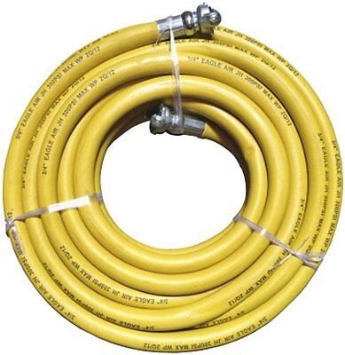 Jgb Eagle Yellow Jackhammer Rubber Air Hose 34 Universal Chicago Couplings