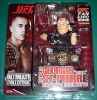 LIMITED EDITION RARE ROUND5 UFC SPORTS COLLECTIBLE FIGURES