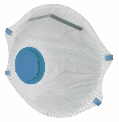 CK Avit Premium Disposable Dust Mask P2 with Valve - AV13036