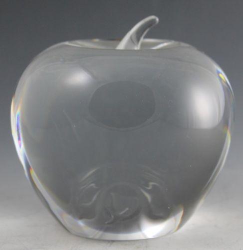 Tiffany Crystal Apple Ebay