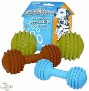 Hard Rubber Dog Toys
