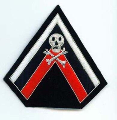 Russian Civil War Patch - Whites