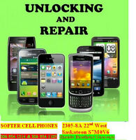 CHEAPEST REPAIR & UNLOCK CELL PHONES ,COMPUTERS CENTER.