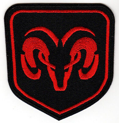 Dodge Ram Embroidered Iron On Patch Express 1500 Rumble Bee Srt 10 Hemi Mopar