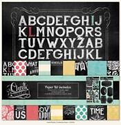 Scrapbook Paper Kit