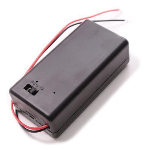 9 volt battery box ebay. Black Bedroom Furniture Sets. Home Design Ideas