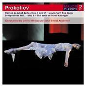 Prokofiev Romeo and Juliet
