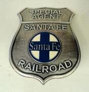 Railroad Badge