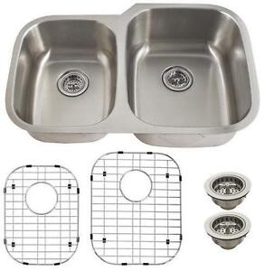 Stainless RV Sinks