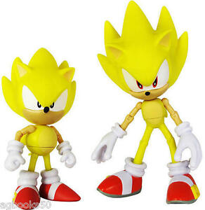 Sonic the Hedgehog 20th Anniversary Sonic Through Time 2 Pack Action Figures NEW