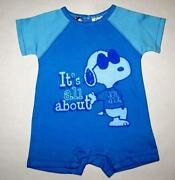 Snoopy Baby Clothes