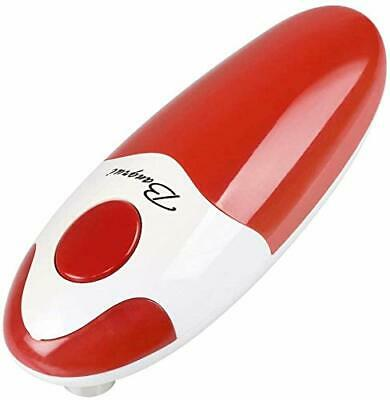 Electric Can Opener Smooth Soft Edge For Kitchen Cabinet Aut