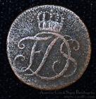 Copper Grade P 1 German Coins