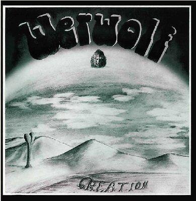 WERWOLF - Creation - LP 1982 Krautrock Longhair