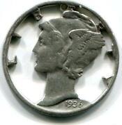 1936 Liberty Dime