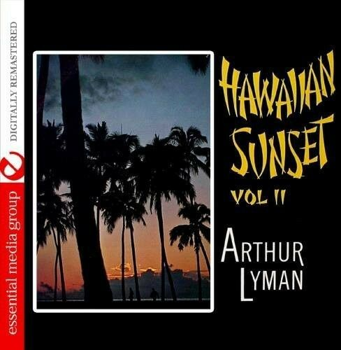Arthur Lyman - Hawaiian Sunset 2 [New CD] Manufactured On Demand