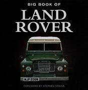 Land Rover Book