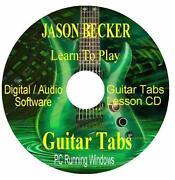 Jason Becker CD
