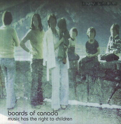 Boards Of Canada   Music Has The Right To Children  New Vinyl  Digital Download