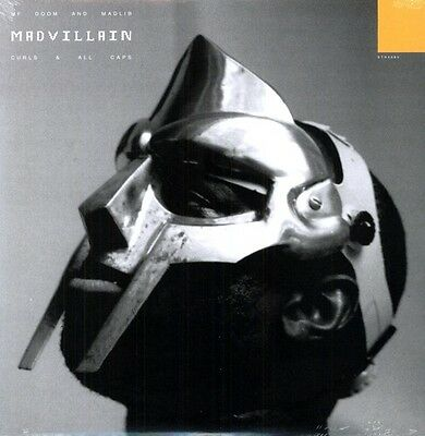 All Caps - Madvillain (Vinyl Used Very Good)