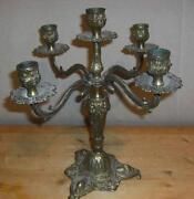 Kerzenständer Barock