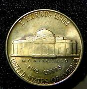 1950 D Jefferson Nickel