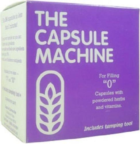 supplement capsule machine