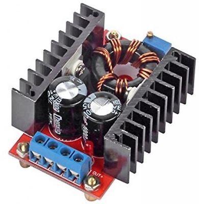 Sainsmart Dc Converter Voltage Regulator 10-32v To 12-35v For Diy Vehicle Usa