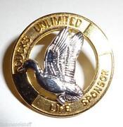Ducks Unlimited Pin