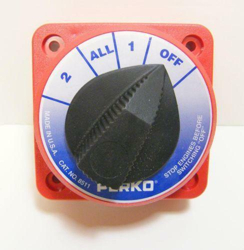 Perko Switch  Boat Parts