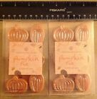 Pumpkin Wickless Tart/Bar Décor Candles