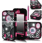 iPhone 4S High Impact Case Pink