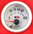 Unbranded/Generic Electrical Car & Truck Oil Pressure Gauges