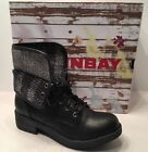 Combat Boots Casual Women's US Size 7