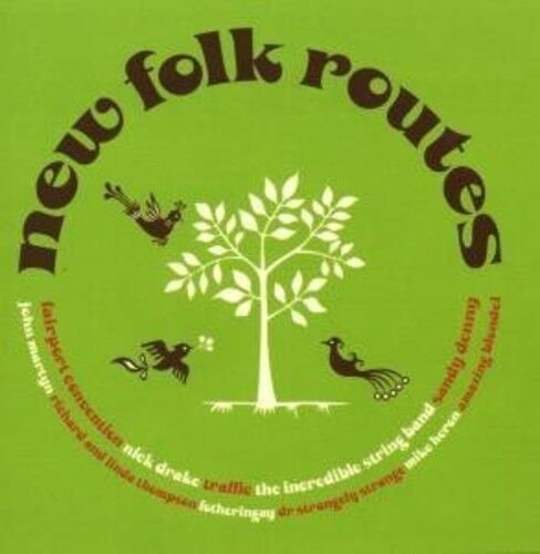 Various Artists - New Folk Routes / Various [New CD] UK - Import