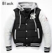 Mens Baseball Jacket