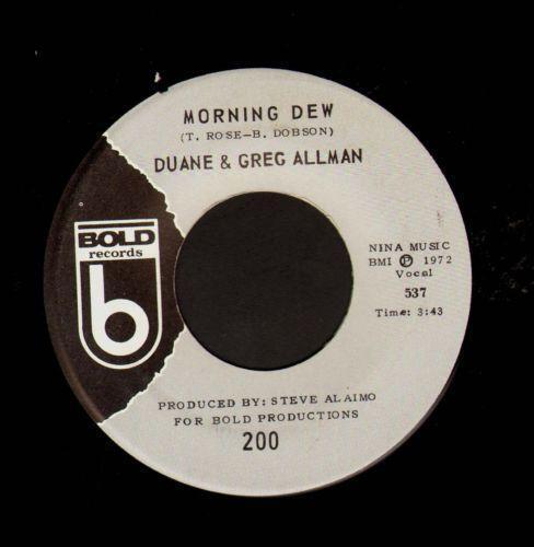 Duane Amp Greg Allman Records Ebay