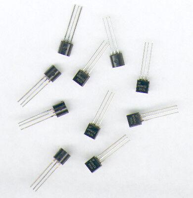 S8550 Transistor 625mW 0,5A 40V TO-92 *10 Stück* *Neu*