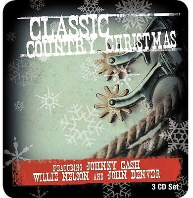 Various Artists - Classic Country Christmas [New CD] Canada - - Country Christmas Import