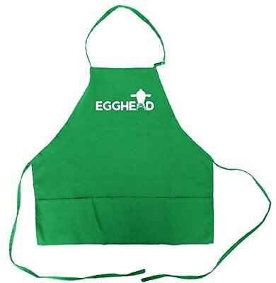 BBQ Apron Men Funny Big Green Egg Smoker Accessory Dad Grilling Gift Christmas for sale  Temple