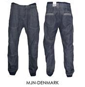 Mens Elasticated Jeans