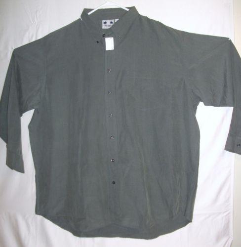 Mens rayon long sleeve shirt ebay for Mens rayon dress shirts