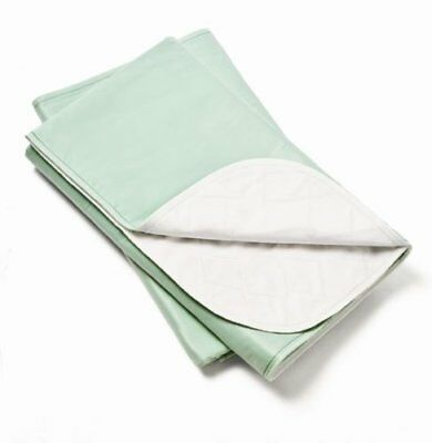 6 NEW BED PADS REUSABLE UNDERPADS 34x36 HOSPITAL GRADE INCONTINENCE WASHABLE