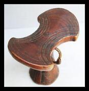 African Headrest