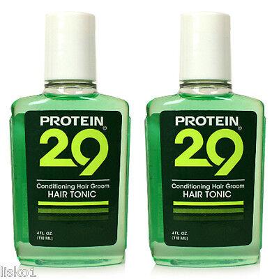 - Protein 29 Conditioning Hair Groom Liquid Hair Tonic 2 - 4 oz.