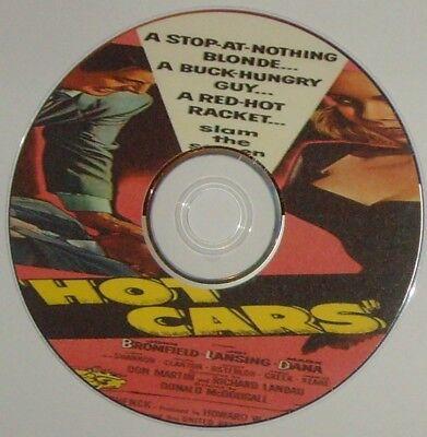 FILM NOIR 388: HOT CARS (1956) Don McDougall John Bromfield, Joi Lansing